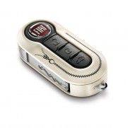Fiat Key Covers - Zip Twin Pack