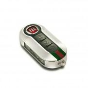 Fiat 500 Gucci Key Cover - White