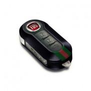 Fiat 500 Gucci Key Cover - Black