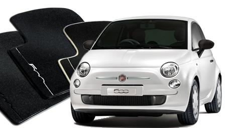 Fiat 500 accessories