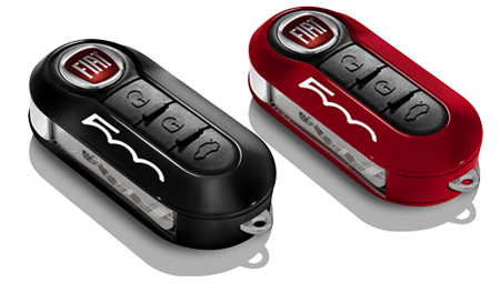 Fiat Key Covers